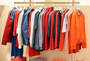 Sklep z odzieżą używaną jako pomysł na biznes